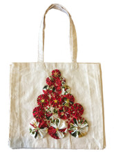 Freedom Canvas Bag - Tree Red