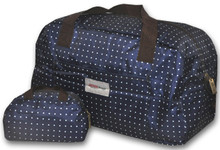 Jane Travel Bag Blue