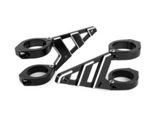 CNC Aluminium Motorbike Motorcycle Headlight Brackets HIGH QUALITY
