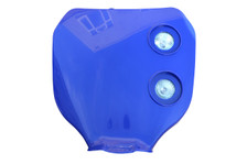 BLUE Double Headlight 12V/20W for all Motocross,Enduro & Supermoto Motorbikes