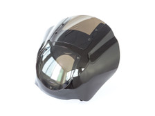 Detachable Fairing Cowling with Smoked Screen For Various Harley Davidson Sportster and Dyna Models