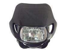 Universal 12V/35W Motocross Headlight For All Motocross & Enduro Motorbikes -