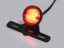 LED Rear Stop Tail Light For Retro Harley Davidson / Cruiser / Cafe Racer Project Bike