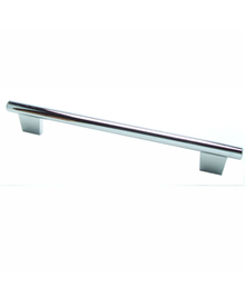 192mm - Round Bar Chrome BE2961-126-C (BE2961-126-C)