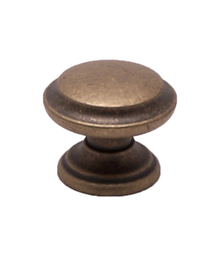 Knob 35mm Dull Antique Brass BE7095-1DAB-C (BE7095-1DAB-C)