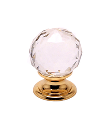 Knob Crystal 30mm BE7041-907-C (BE7041-907-C)