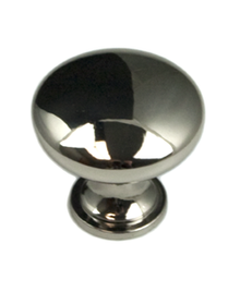 Knob - Polished Nickel BE4143-1014-P (BE4143-1014-P)