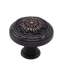 Knob Traditional 32mm Verona Bronze BE8256-1VB-P (BE8256-1VB-P)