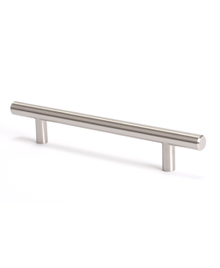 128mm Bar Pull Brushed Nickel BE9402-2BPN-P (BE9402-2BPN-P)