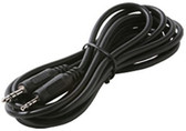 6 3.5mm Stereo Plug to 2.5mm Stereo Plug Audio Patch Cord