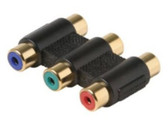 3-RCA Jack to 3-RCA Jack Adapter