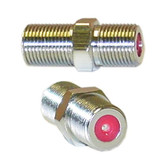 1GHz, F81, F-Pin Female Coaxial Coupler