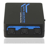 Optical Toslink 1x3 Audio Splitter