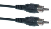 RCA Audio / Video Cable, RCA Male, 35 foot
