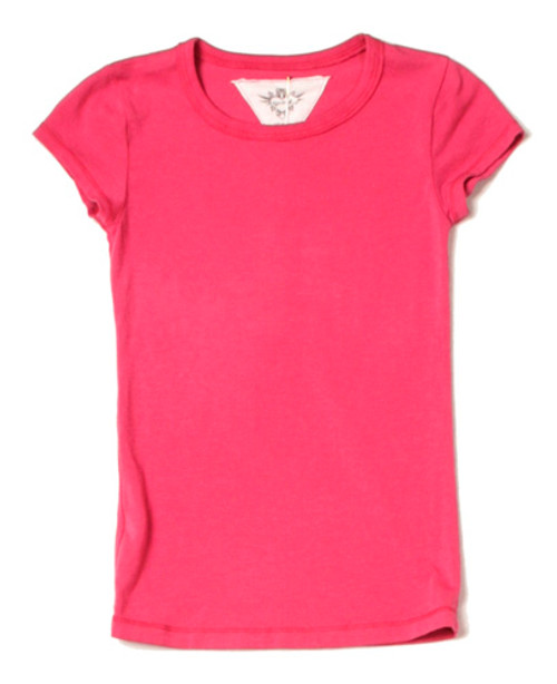 T2Love Signature Short Sleeve Crew Neck T Originally $32.00 Now On Sale for