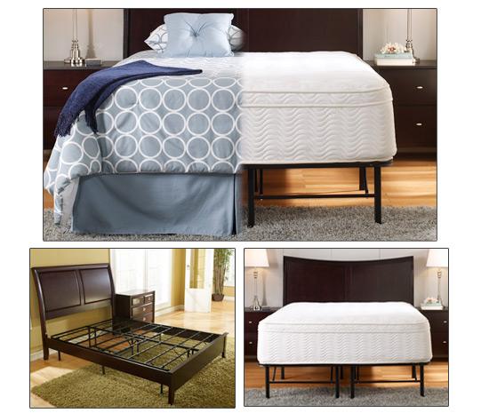 Platform Riser Bed Frame Base