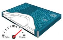 SF4 LS Espree Sanctary Hardside Waterbed Mattress