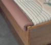 Hardside Padded Rails Padding Style for 3 way padded rails Standard option