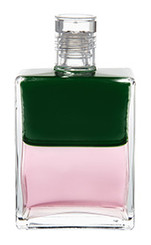 B21 - New Beginning for Love Green / Pink