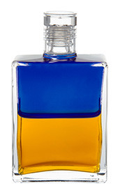 B72 - The Clown / Pagliacci Blue / Orange