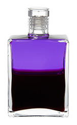 B78 - Crown Rescue / The Transition Bottle Violet / Deep Magenta