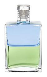 B108 - Archangel Jeremiel MidTone Turquoise / MidTone Olive