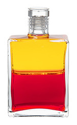 B5 - Sunrise / Sunset Bottle Yellow / Red