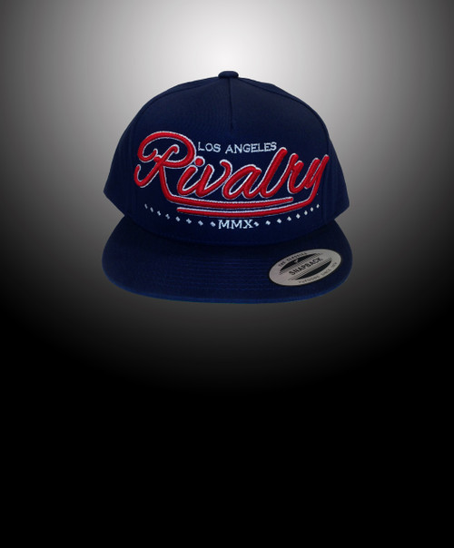 """Introducing our first ever 5 Panel Rivalry Snapback. For those who are wondering what """"MMX"""" stands for it is the year Rivalry was created (2010). It is written in greek numerals which is a system of representing numbers using letters of the greek alphabet. In Rivalry we Trust. If you not with us you are"""