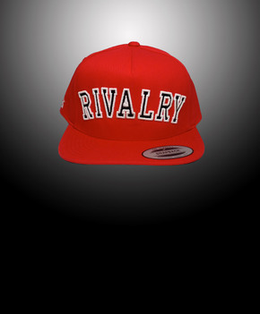 Rivalry Arch Snapback (Red)