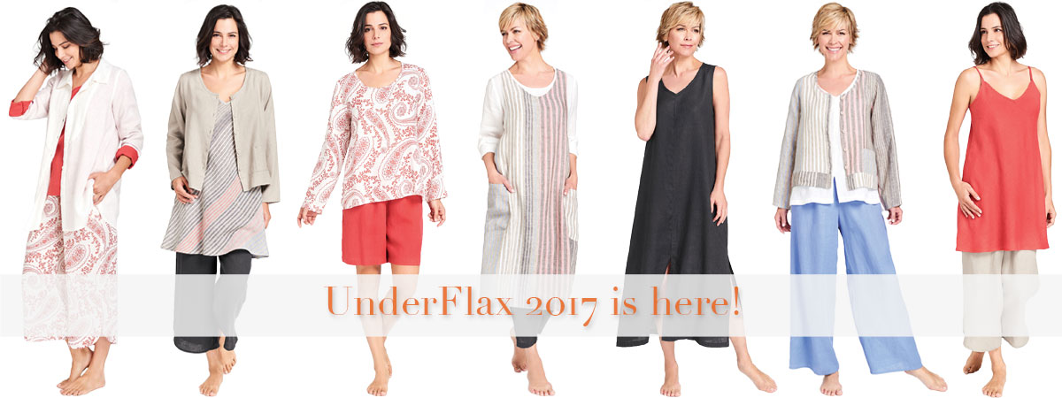 UnderFLAX 2017 Collection
