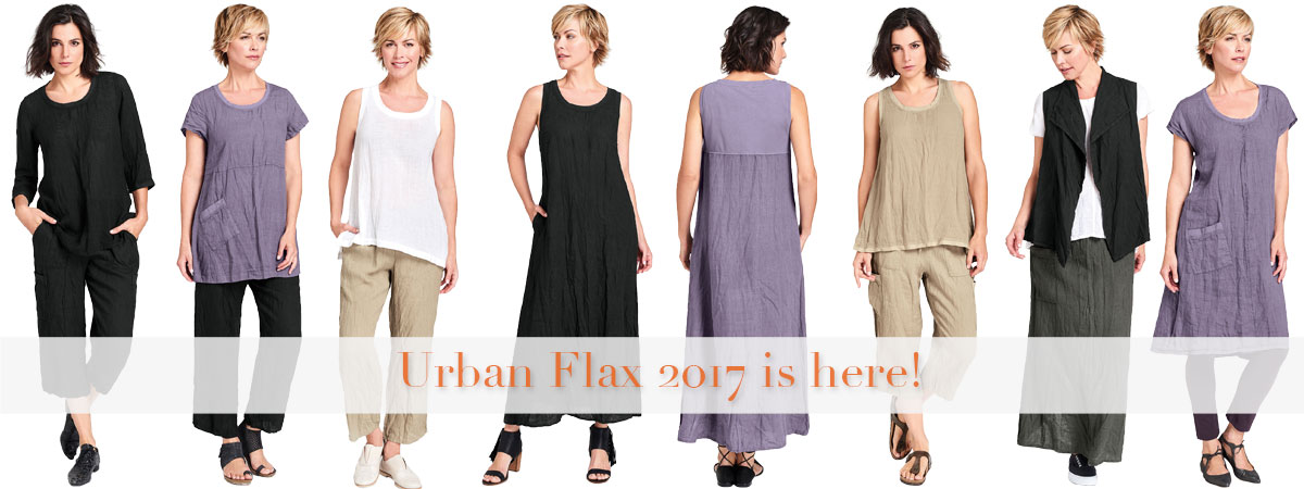 Urban FLAX 2017 Collection