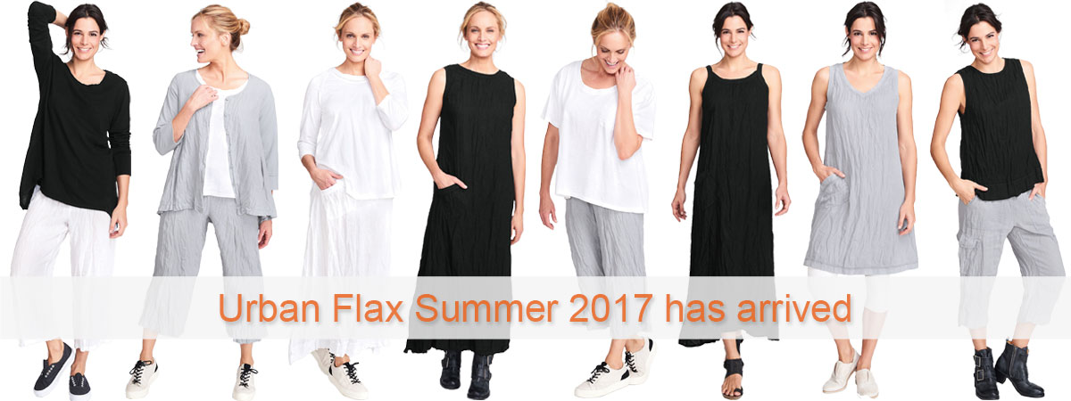Urban FLAX Summer 2017