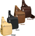 Amerileather Convenient Leather Travel Bag