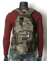 Men's Rugged Trendy Multi-purpose Backpack - Sage Green