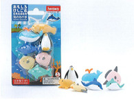 Erasers - Sea Animals