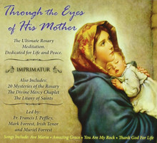 THROUGH THE EYES OF HIS MOTHER (ROSARY 2CD PACK) with Mark Forrest