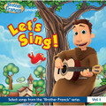 LET'S SING! - VOL 1 CD- Brother Francis