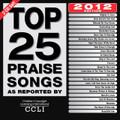 TOP 25 PRAISE SONGS 2012 - 2 CD