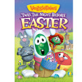 TWAS THE NIGHT BEFORE EASTER by Veggie Tales