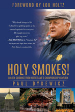 HOLY SMOKES by Paul Dykewicz