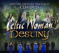 DESTINY by Celtic Woman - CD & DVD Deluxe