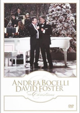 MY CHRISTMAS by Andrea Bocelli and David Foster - DVD