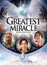 THE GREATEST MIRACLE - ANGELS ARE ALL AROUND US - Animated - DVD