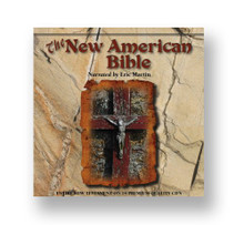New American Bible Catholic Bible Edition. Catholic Audio Bible on 14 CDs Narrated by Eric Martin