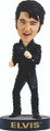 ELVIS PRESLEY– Black Leather '68 Comeback Special - Bobblehead