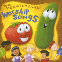 WORSHIP SONGS CD by Veggie Tales