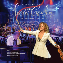 LIVE AT KILDEN – 20th Anniversary Concert by Secret Garden - CD