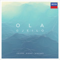 OLA GJEILO - VOICES-PIANO-STRINGS CD