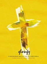 GLORIFY - SHEET MUSIC WITH CD by Fr Robert Galea