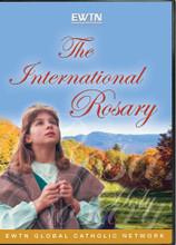 THE INTERNATIONAL ROSARY- EWTN HOME VIDEO - DVD